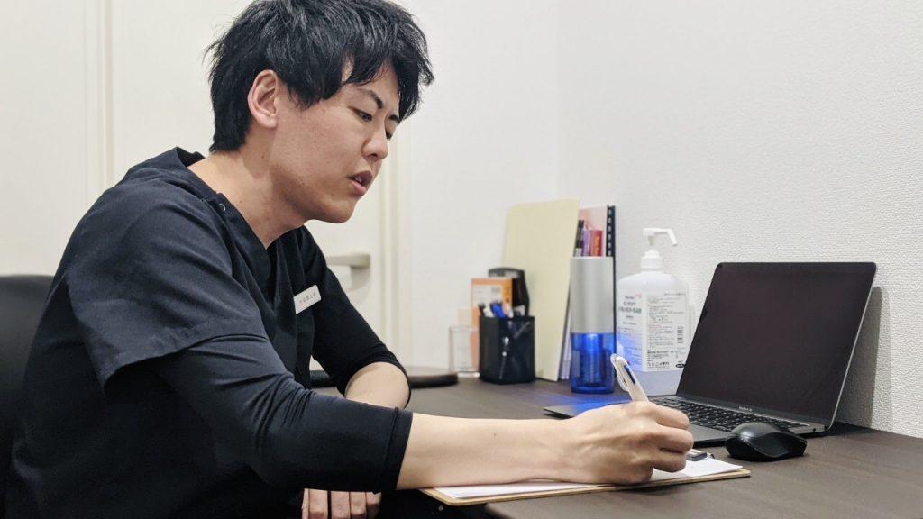 まずはしっかりと希望を聞いてくれる竹田先生